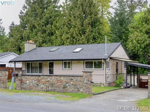 Main Photo: 2551 Selwyn Rd in VICTORIA: La Mill Hill House for sale (Langford)  : MLS®# 757999