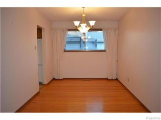 Photo 3: 98 Rutgers Bay in Winnipeg: Fort Richmond Residential for sale (1K)  : MLS®# 1628445