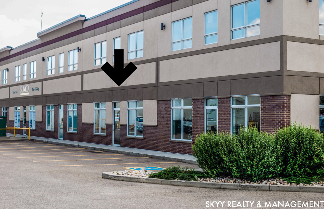 Main Photo: 18969 111 Ave in Edmonton: Industrial for lease