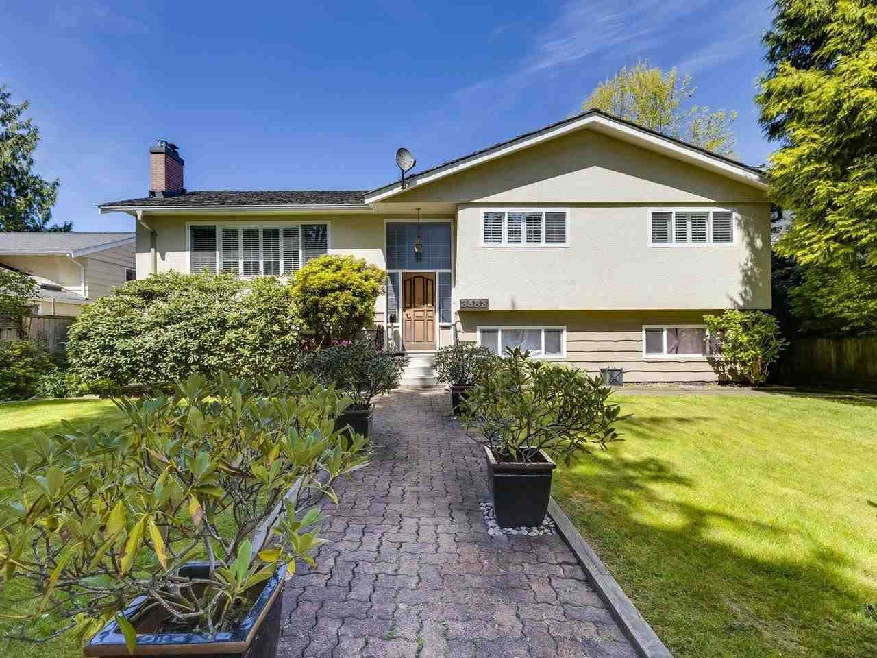 """Main Photo: 3583 W 50TH Avenue in Vancouver: Southlands House for sale in """"SOUTHLANDS"""" (Vancouver West)  : MLS®# R2580864"""