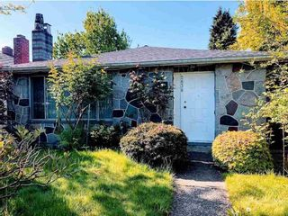 """Main Photo: 2838 E BROADWAY in Vancouver: Renfrew Heights House for sale in """"""""SECURED MARKET RENTAL"""" DEVELOPMENT SITE"""" (Vancouver East)  : MLS®# R2570246"""