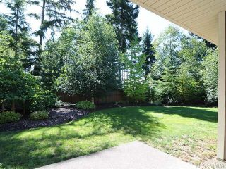 Photo 19: 122 2315 Suffolk Cres in COURTENAY: CV Crown Isle Row/Townhouse for sale (Comox Valley)  : MLS®# 680859