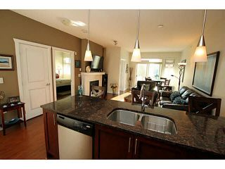 """Photo 3: 402 2330 SHAUGHNESSY Street in Port Coquitlam: Central Pt Coquitlam Condo for sale in """"AVANTI ON SHAUGHNESSY"""" : MLS®# V1143520"""