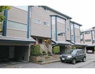 "Photo 7: 8 1195 FALCON DR in Coquitlam: Eagle Ridge CQ Townhouse for sale in ""THE COURTYARDS"" : MLS®# V563650"