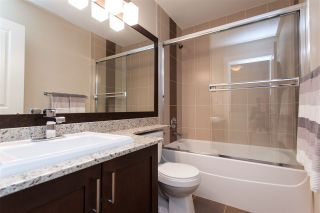 """Photo 13: 25 1130 EWEN Avenue in New Westminster: Queensborough Townhouse for sale in """"GLADSTONE PARK"""" : MLS®# R2192209"""