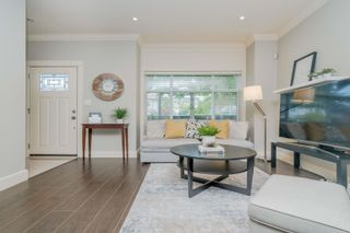 """Photo 3: 12 7028 ASH Street in Richmond: McLennan North Townhouse for sale in """"Granville Gardens"""" : MLS®# R2619249"""