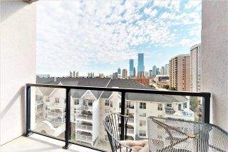 Photo 23: 707 10303 111 Street in Edmonton: Zone 12 Condo for sale : MLS®# E4214548