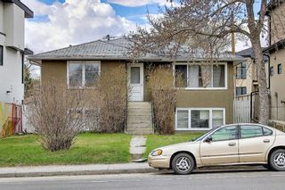 Main Photo: 931 29 Street NW in Calgary: Parkdale Duplex for sale : MLS®# A1135437
