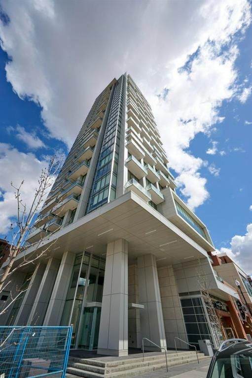 Main Photo: 2702 930 16 Avenue SW in Calgary: Beltline Apartment for sale : MLS®# A1105091