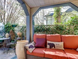 """Photo 12: 105 1641 WOODLAND Drive in Vancouver: Grandview Woodland Condo for sale in """"Woodland Court"""" (Vancouver East)  : MLS®# R2564541"""
