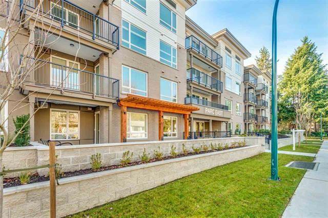Main Photo: 311 2382 Atkins Avenue in Port Coquitlam: Central Pt Coquitlam Condo for sale : MLS®# R2418133