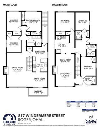 Photo 33: 817 WINDERMERE Street in Vancouver: Renfrew VE House for sale (Vancouver East)  : MLS®# R2541838