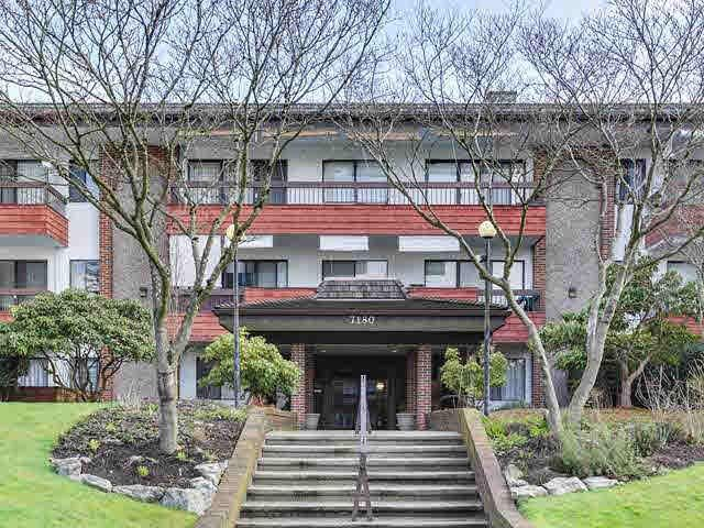Main Photo: 307 7180 LINDEN AVENUE in Burnaby: Highgate Condo for sale (Burnaby South)  : MLS®# R2187326