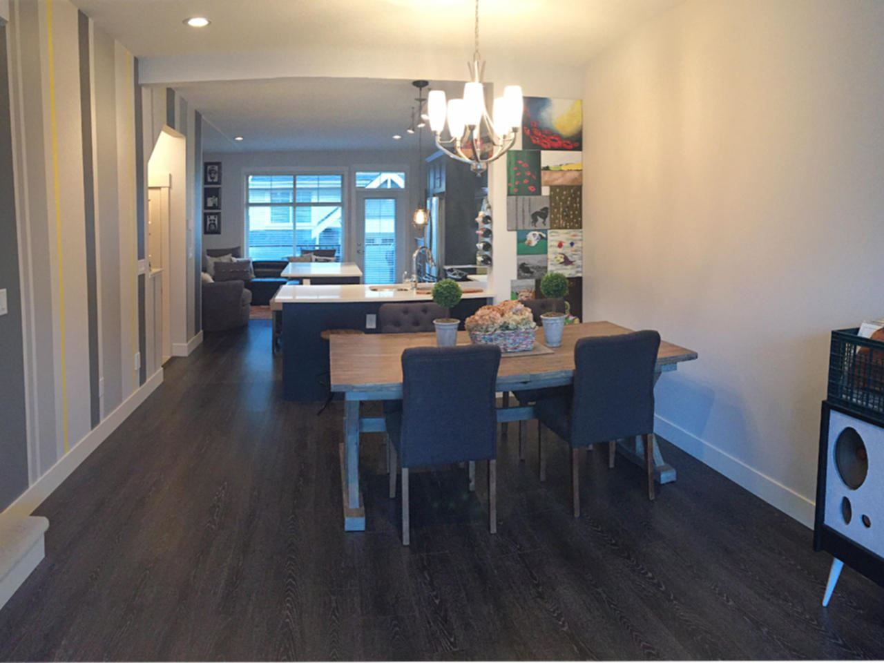 """Photo 10: Photos: 36 19525 73 Avenue in Surrey: Clayton Townhouse for sale in """"Uptown Clayton"""" (Cloverdale)  : MLS®# R2069814"""