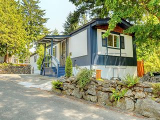 Photo 1: 61 5838 Blythwood Rd in Sooke: Sk Saseenos Manufactured Home for sale : MLS®# 881735
