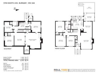 Photo 36: 5709 BOOTH Avenue in Burnaby: Forest Glen BS House for sale (Burnaby South)  : MLS®# R2540838