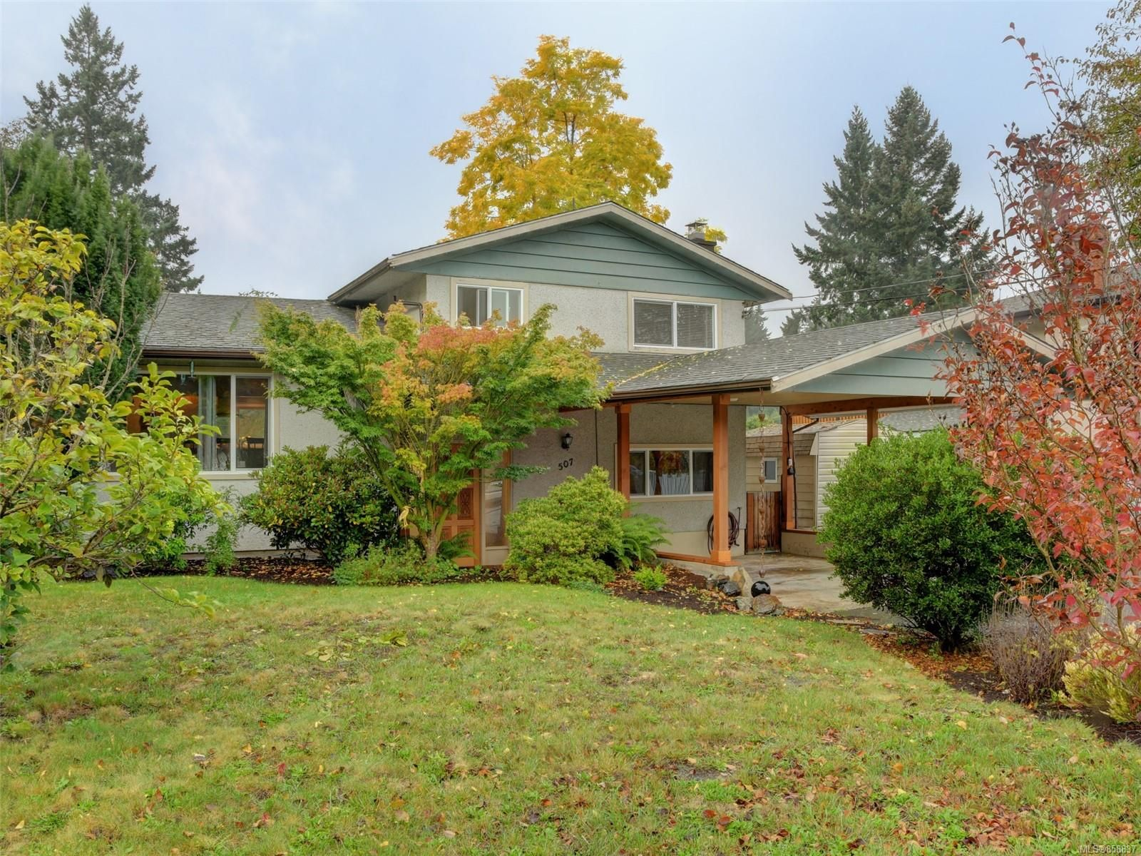 Main Photo: 507 Hallsor Dr in : Co Wishart North House for sale (Colwood)  : MLS®# 858837