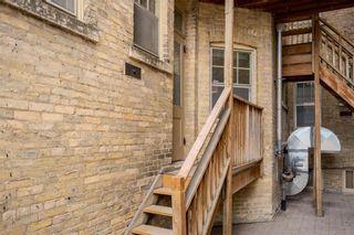 Photo 22: 5B 626 Wardlaw Avenue in Winnipeg: Osborne Village Condominium for sale (1B)  : MLS®# 202111791