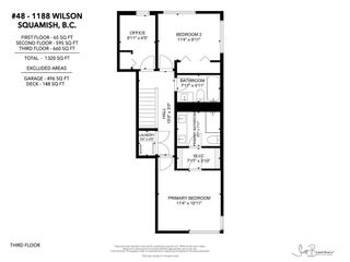 """Photo 30: 48 1188 WILSON Crescent in Squamish: Dentville Townhouse for sale in """"The Current"""" : MLS®# R2617887"""
