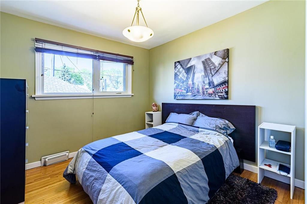 Photo 25: Photos: 603 Fleming Avenue in Winnipeg: Residential for sale (3B)  : MLS®# 202113289