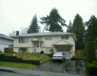 Photo 1: 3398 DALEBRIGHT DR in Burnaby: Government Road House for sale (Burnaby North)  : MLS®# V582429