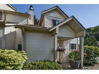 """Photo 1: 1 98 BEGIN Street in Coquitlam: Maillardville Townhouse for sale in """"Le Parc"""" : MLS®# R2285270"""
