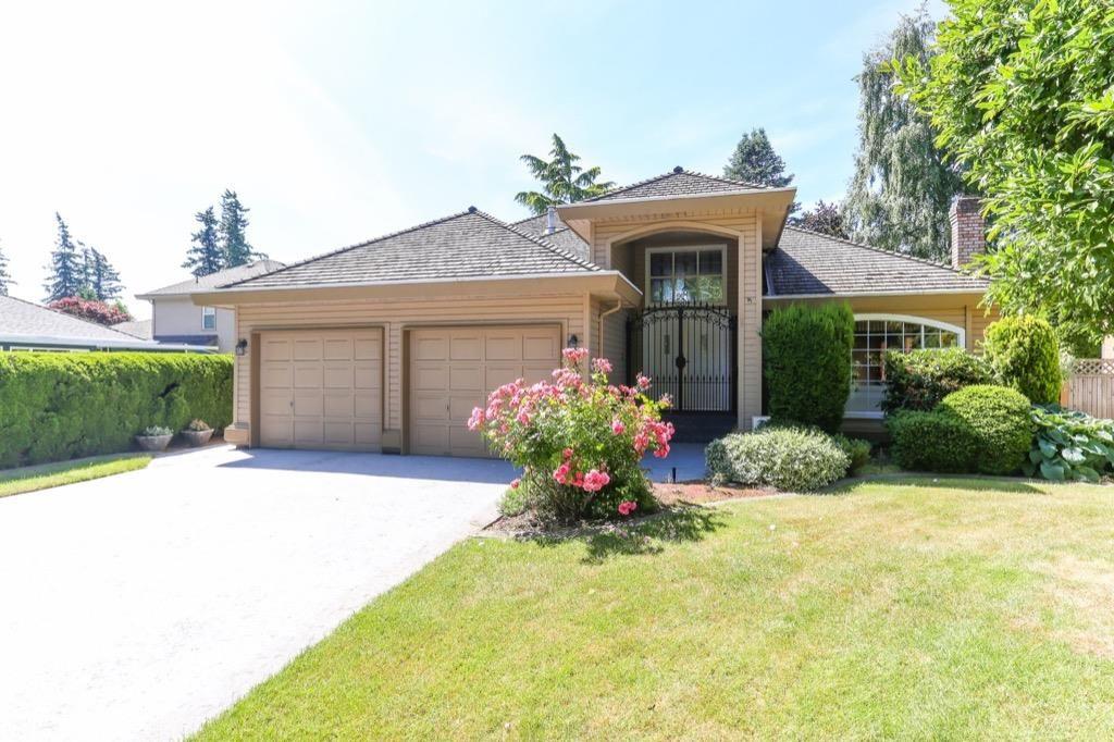 Main Photo: 15034 22 Avenue in White Rock: Sunnyside Park Surrey House for sale (South Surrey White Rock)  : MLS®# R2380431