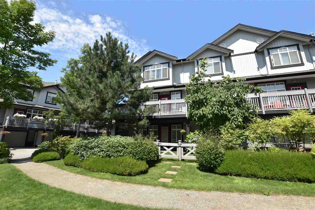"Main Photo: 57 18839 69 Avenue in Surrey: Clayton Townhouse for sale in ""Starpoint II"" (Cloverdale)  : MLS®# R2093099"
