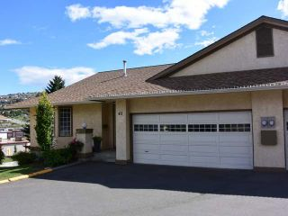 Photo 1: 43 1750 PACIFIC Way in : Dufferin/Southgate Townhouse for sale (Kamloops)  : MLS®# 129311
