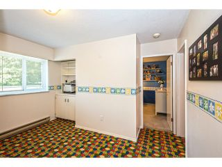 Photo 14: 1123 MILFORD AV in Coquitlam: Central Coquitlam House for sale : MLS®# V1124385