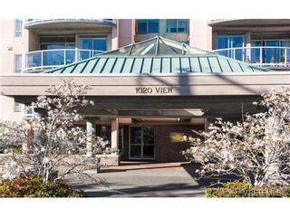 Photo 1: 1103 1020 View St in VICTORIA: Vi Downtown Condo for sale (Victoria)  : MLS®# 725943