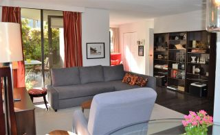 "Photo 2: 102 1616 W 13TH Avenue in Vancouver: Fairview VW Condo for sale in ""GRANVILLE GARDENS"" (Vancouver West)  : MLS®# R2129743"