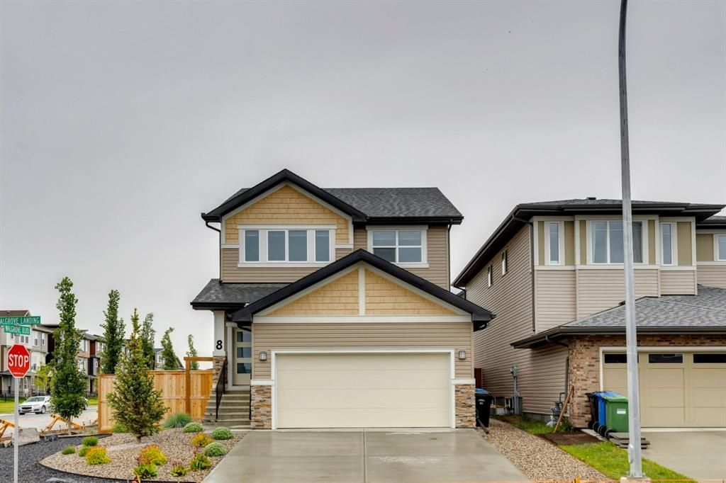 Main Photo: 8 Walgrove Landing SE in Calgary: Walden Detached for sale : MLS®# A1117506