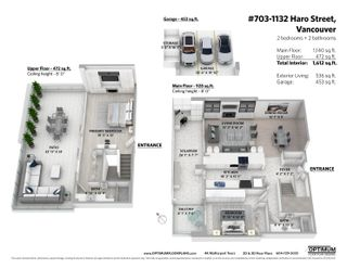 """Photo 38: 703 1132 HARO Street in Vancouver: West End VW Condo for sale in """"THE REGENT"""" (Vancouver West)  : MLS®# R2613741"""
