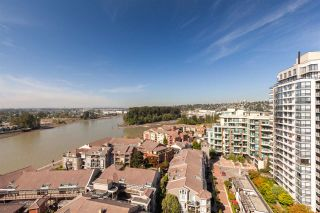 Photo 19: 1808 10 LAGUNA COURT in New Westminster: Quay Condo for sale : MLS®# R2400022