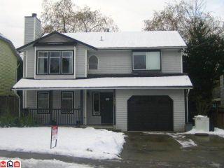 "Photo 1: 9407 210TH Street in Langley: Walnut Grove House for sale in ""WALNUT GROVE"" : MLS®# F1028383"