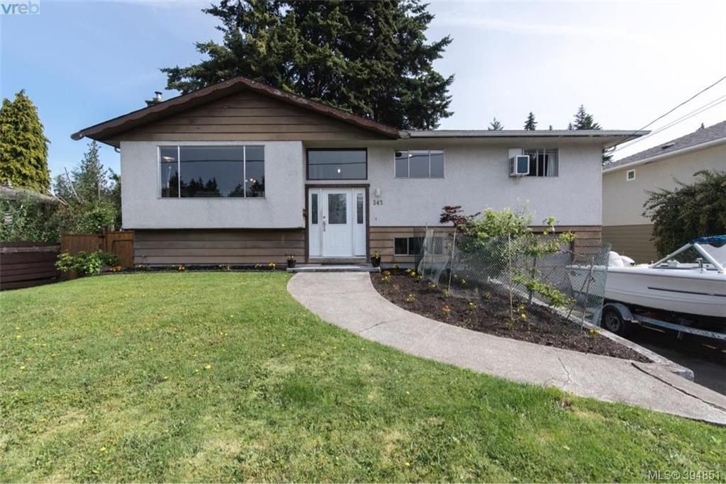 Main Photo: 542 Hallsor Dr in VICTORIA: Co Wishart North House for sale (Colwood)  : MLS®# 791609