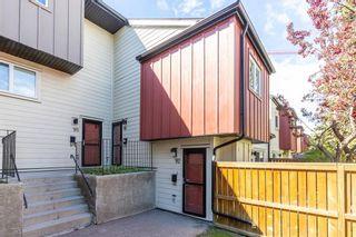 Photo 1: 92 4740 Dalton Drive NW in Calgary: Dalhousie Row/Townhouse for sale : MLS®# A1112011