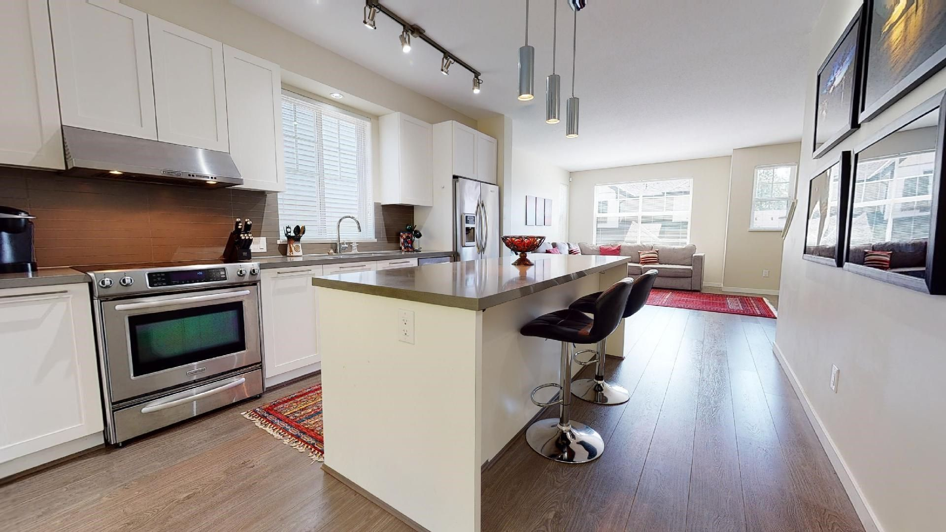 """Main Photo: 15 3470 HIGHLAND Drive in Coquitlam: Burke Mountain Townhouse for sale in """"BRIDLEWOOD"""" : MLS®# R2599758"""
