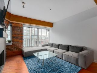 "Photo 3: 410 1178 HAMILTON Street in Vancouver: Yaletown Condo for sale in ""THE HAMILTON"" (Vancouver West)  : MLS®# R2040939"