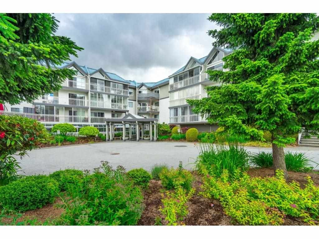 """Main Photo: 313 31930 OLD YALE Road in Abbotsford: Abbotsford West Condo for sale in """"Royal Court"""" : MLS®# R2551475"""