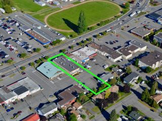 Photo 1: 470 Trans Canada Hwy in DUNCAN: Du West Duncan Mixed Use for sale (Duncan)  : MLS®# 830902