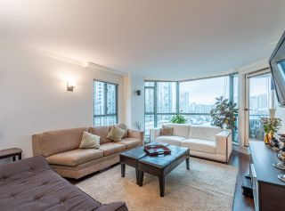 """Photo 1: 501 888 HAMILTON Street in Vancouver: Downtown VW Condo for sale in """"ROSEDALE GARDEN"""" (Vancouver West)  : MLS®# R2518975"""