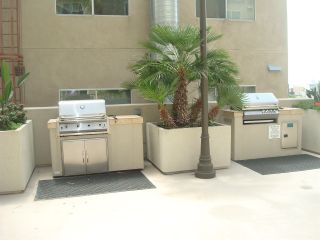 Photo 17: DOWNTOWN Condo for rent : 1 bedrooms : 1970 Columbia #202 in San Diego