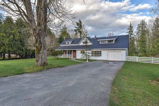 Main Photo: 6184 MT.LEHMAN Road in Abbotsford: Bradner House for sale : MLS®# R2562680