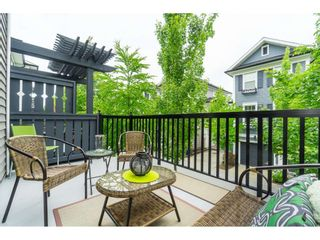 """Photo 19: 16 7348 192A Street in Surrey: Clayton Townhouse for sale in """"The Knoll"""" (Cloverdale)  : MLS®# R2373983"""