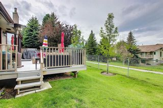 Photo 34: 150 Oakbriar Close SW in Calgary: Palliser Semi Detached for sale : MLS®# A1038491