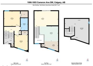 Photo 43: 1003 Cameron Avenue SW in Calgary: Lower Mount Royal 4 plex for sale : MLS®# A1088527