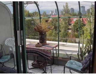 """Photo 3: 2250 SPRUCE ST in Vancouver: Fairview VW Townhouse for sale in """"SIXTH ESTATE"""" (Vancouver West)  : MLS®# V552446"""