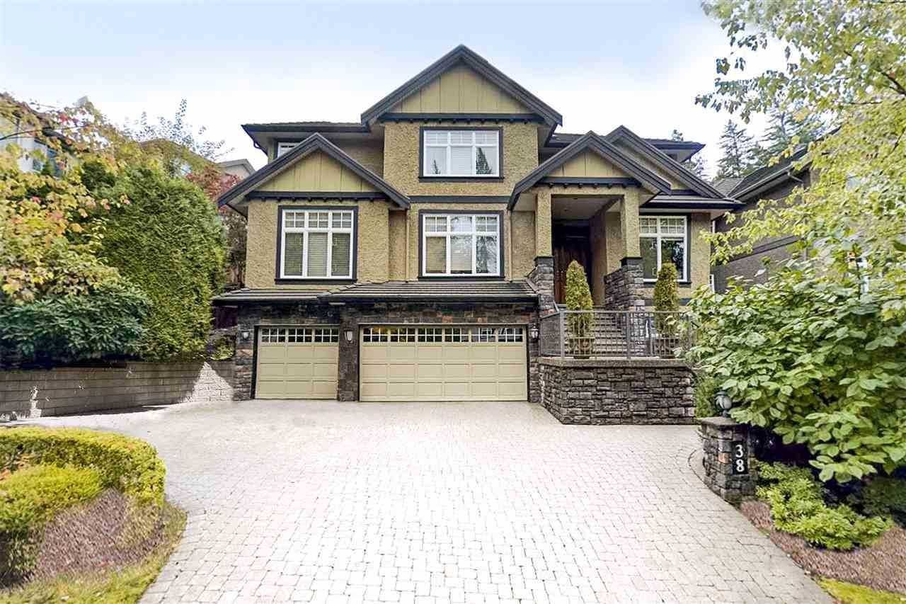 Main Photo: 38 EAGLE Pass in Port Moody: Heritage Mountain House for sale : MLS®# R2588134